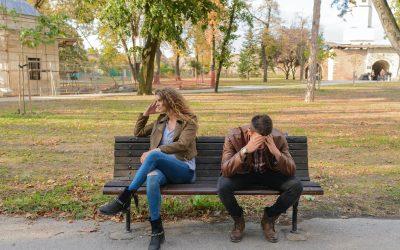 Ruptura de pareja. Cuando el te quiero es en lo bueno y sólo en lo bueno…